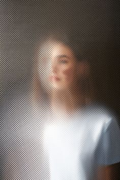 ARTIFICIAL INTELLIGENCE by Bonsoir Paris & Ben Sandler #paris #woman #sandler #bonsoir #blur #photography #art #ben #intelligence