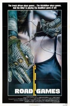 Jamie Lee Curtis | Wrong Side of the Art #slasher #horror #road #vintage #poster #games