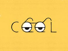 Cool Bananas #mac #typography #kyle #bananas #illustration #mrkylemac #cool