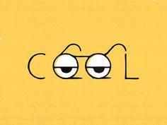 Cool Bananas #mac #typography #kyle #bananas #illustration #mrkylemac #cool