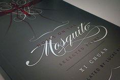 EileenBaumgartner_NewDirections_Mosquito.jpg #editorial #type #cover #books #editorial #type #cover
