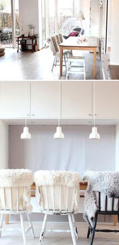 my scandinavian home dining room #interior #design #decor #deco #decoration