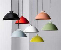 Sara Lindholm - micasaessucasa: Trendy Pendant Lights by Inga... #sempe #inga #lamps #trend