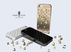 Charms & Case For iPhone 5/5S #fancy #gadget #iphone #case #5