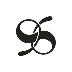 contrabrand | numbers project #white #six #typography #black #numbers #ninety
