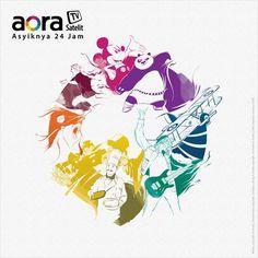 dianariya #illustration #jack #aora