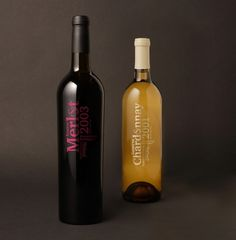 Daniel Eek - Art Director & Graphic Designer #packaging #wine #treatments #bottles #type #typography