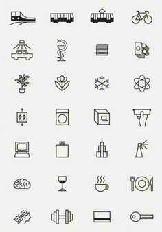 line icons #design #illustration #icons