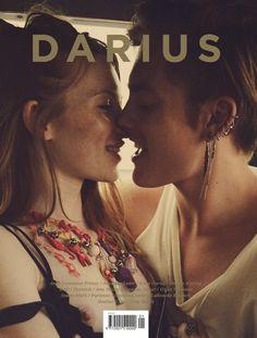 Darius (Stockholm, Sweden) #design #graphic #cover #editorial #magazine