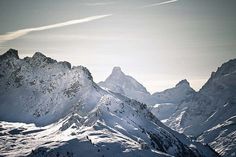 Matterhorn != Toblerone | Flickr - Photo Sharing! #mountains #landscapes