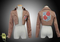 Attack on Titan Dot Pixis Garrison Cosplay Costume #costume #garrison #cosplay