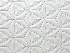 Organic Geometric Concrete Tile by KAZA Concrete concrete tile collection 0