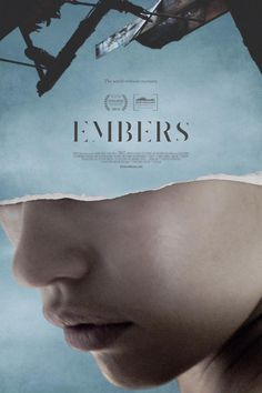 embers movie poster cinema rip face
