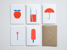Crispin Finn Simple Cards