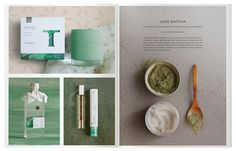 6.dieline_thymes_catalog.jpg #catalog #print #design #layout #editorial