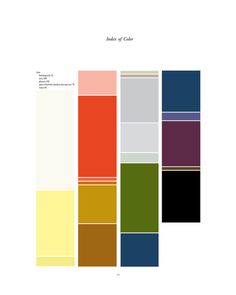 Color in #index #color #art #modern