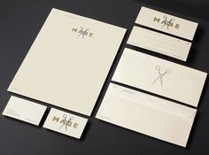 mabe_04 #branding #foilm #identity #collateral #stationery