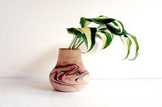 Miss Moss : Nemadji Pottery #plants #pottery #nemandji pottery