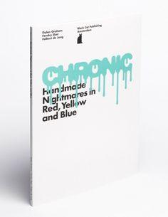 Chronic : Studio Laucke Siebein #type #print #grid #book