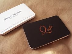 Dribbble - My Business Card by Elmar Haneveld