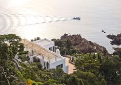 Villa Le Trident Renovation by 4a Architekten - architecture, house, house design, dream home, #architecture