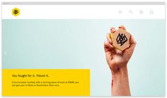 D&AD at Wow-Web #website #responsive #wow-web #web