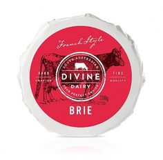 Divine Dairy : Lovely Package . Curating the very best packaging design. #packaging