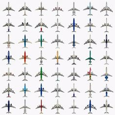 49 Jets on display in AirCraft: The Jet As Art - Image Detail #as #jet #art