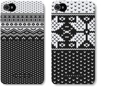 au smartphone covers image 1 #pattern #white #black