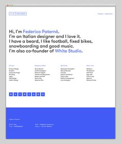 Websites We Love — Showcasing The Best in Web Design #design #website #minimal #webdesign #typography