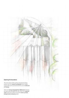 Site analysis #architecture #photoshop #pencil #drawing #watercolour #site plan #plan