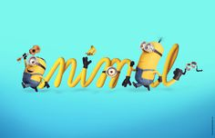 #Minions #SpeciesProject