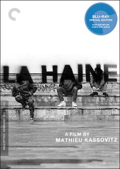 La haine (1995) The Criterion Collection #cover #film #movie #dvd