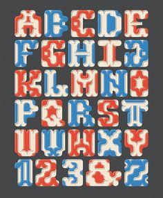 Siggi Eggertsson | Riddari #typograpphy