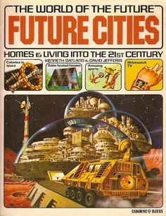 LRFQmWx6hmj4bknxtvyqBGbeo1_500.jpg (JPEG Image, 500x650 pixels) #usborne #retro #book #illustration #future #hayes