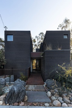 Redwood House / Jeff Svitak