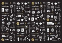 design work life » cataloging inspiration daily #illustration #branding