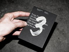 advtype-spring2013: Bureau Collective (Ollie Schaich and Ruedi Zürcher)—Funky Finger—2010 #print
