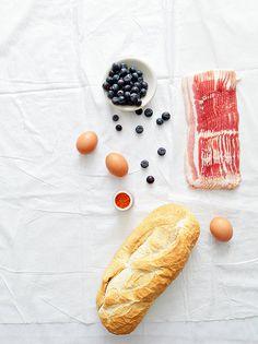 FrenchToast1 #bacon #breakfast