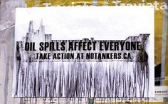 No Tankers Oil Posters #reality #change