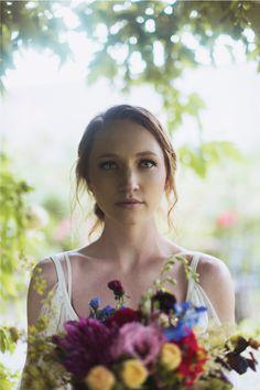 portrait #red #stationary #invitation #card #hipster #floral #bride #photography #soft #fashion #wedding #kinfolk #flowers
