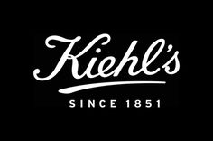 Kiehls Logo Reversed Designed by Unknown