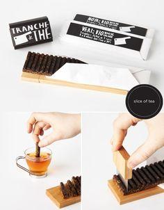Tumblr #packaging #design #tea