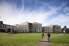 Student Village, Royal Veterinary College | OpenBuildings #architecture