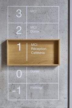 MCI Headquarters Office Design / Bloomint Design