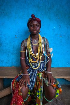 Dipo Ceremony, Krobo, Ghana