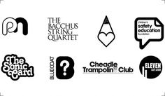 Dave Sedgwick | Design & Art Direction #vector #logos #white #design #manchester #black