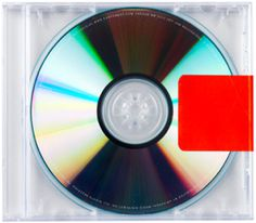 Kanye West - Yeezus, Joe Perez #cover #album #artwork