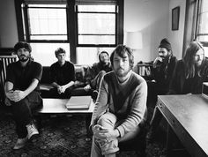 Fleet Foxes by Sean Pecknold #foxes #photography #fleet #music #band