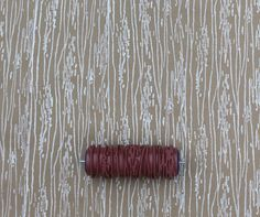 Wood Grain Patterned Paint Roller #tech #flow #gadget #gift #ideas #cool